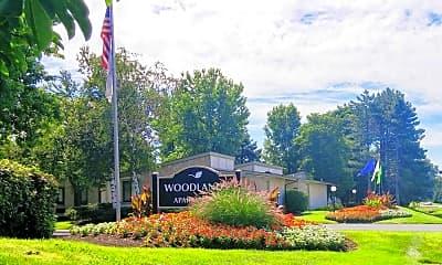 Community Signage, Woodlands, 0