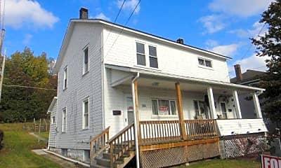 Building, 513 1st St, 2