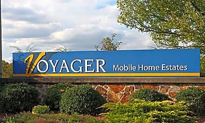 Community Signage, Voyager Estates, 2