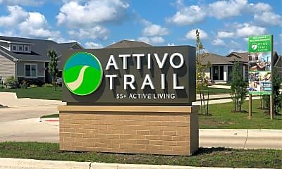 Attivo Trail, 1