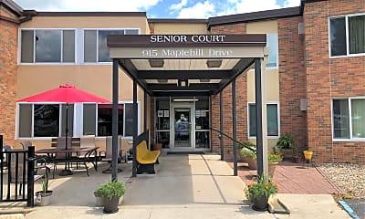 Senior Court Apartments, 1