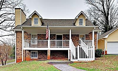 Building, 429 Sugar Springs Way, 0