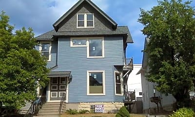 Building, 1636 N Van Buren St, 0