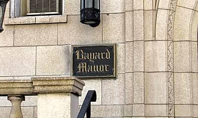 Bayard Manor, 1