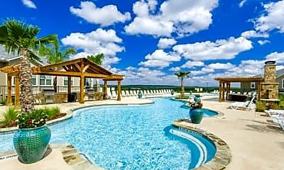 Pool, Mansions at Briggs Ranch, 0