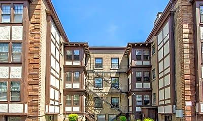 Building, Park Ave Apartments, 1
