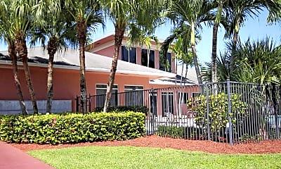 Building, Villa Biscayne, 1