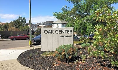 Oak Center Apartments, 1