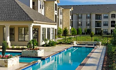 Pool, Camden Lake, 0