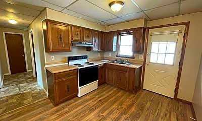 Kitchen, 400 Council St, 1