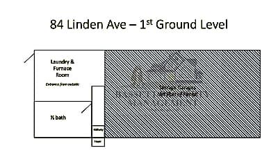 Bathroom, 84 Linden Ave, 2