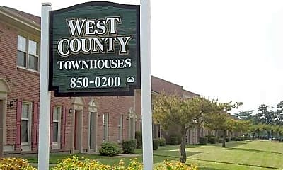 Building, Gosnold & West County Townhomes, 2
