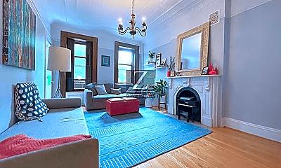 Living Room, 555 10th St, 1