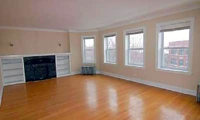 Living Room, 1740 W Albion Ave, 1