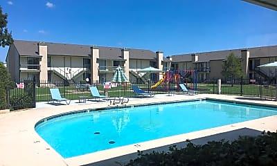 Pool, Woodland Hills, 1