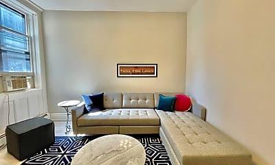 Living Room, 97 Clifton Terrace 4, 1