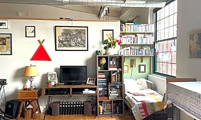 Living Room, 200 Lincoln Ave 315, 1