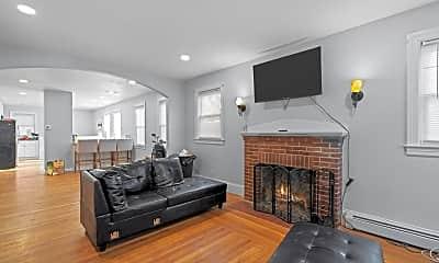 Living Room, 91 Tyndall Ave, 1