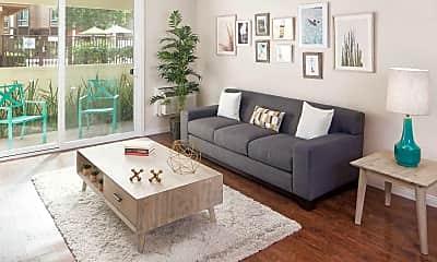 Living Room, Serena Vista Apartments, 0