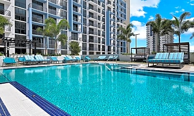 Pool, 5350 NW 84th Ave 1216, 0