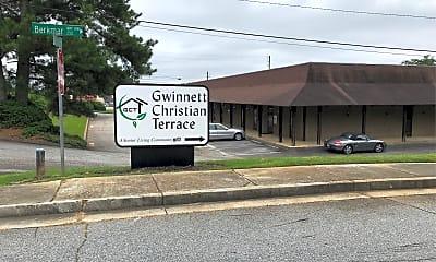 Gwinnett Christian Terrace, 1