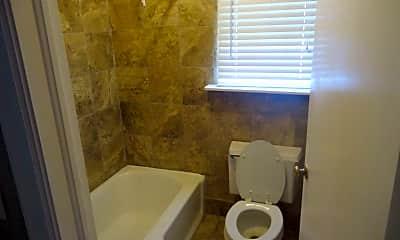 Bathroom, 3203 College Ave, 2