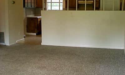 Living Room, Park Pointe, 2