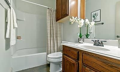 Bathroom, 3237 University, 2