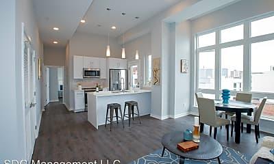 Living Room, 1534 Ridge Ave, 0