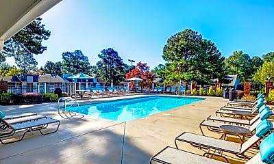 Pool, Duraleigh Woods, 0