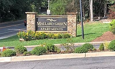Mallard Green Apartments, 1