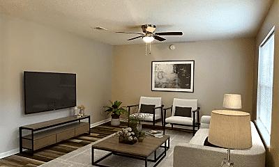 Living Room, 5004 Longview Dr, 0