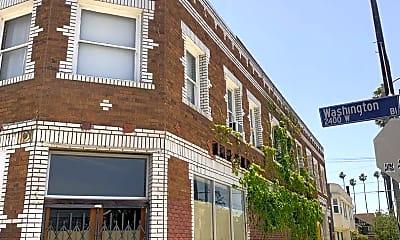 Building, 1906 Cimarron St, 2