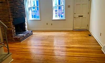 Living Room, 1235 Rodman St, 1