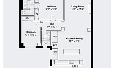 210 W 78th St 4-B, 2