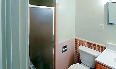 Bathroom, Mendenhall Gardens, 2