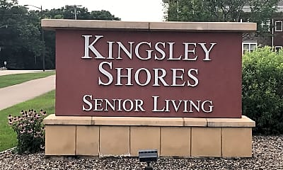 Kingsley Shores Senior Community, 1