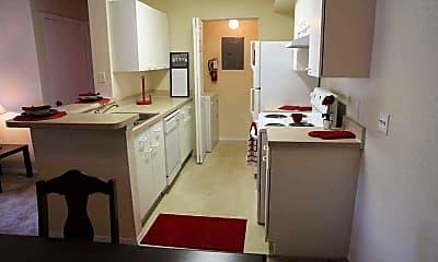 Kitchen, Seminole Ridge, 1