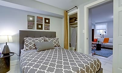 Bedroom, 1408 Florida Ave NW, 2
