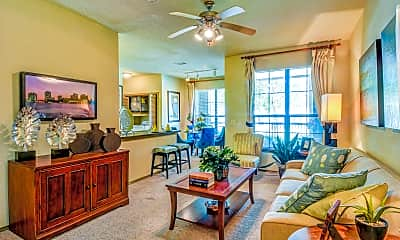 Living Room, The Retreat At Chelsea Park, 1