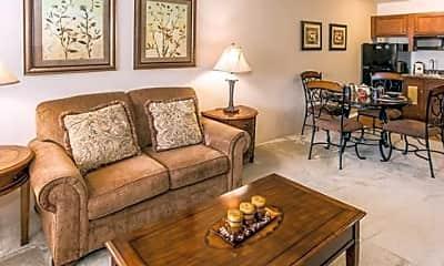 Living Room, Brook Ridge Senior Living, 1