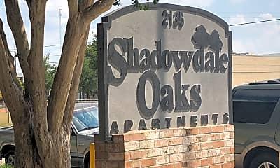 Shadowdale Oaks, 1
