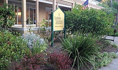 Lytton Gardens, 1