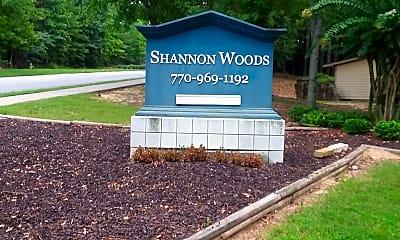 Shannon Woods II, 1