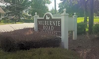 Milburnie Road Apartments, 1