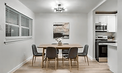 Dining Room, 4207 Bowser Ave, 1