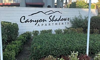Canyon Shadows Apartments, 1
