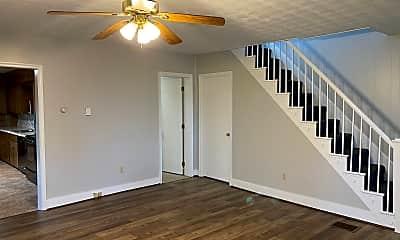 Bedroom, 100 High Rd, 1