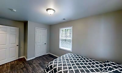 Bedroom, Room for Rent -  4 minutes to bus 73, 2