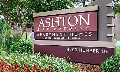 Community Signage, The Ashton At Harding, 2